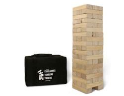 Giant Tumbling Timbers With Carrying Case Starts At 2.5-feet Tall