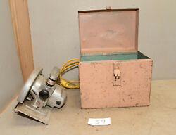 Porter Cable A-8 Guild 8 Heavy Duty Circular Saw 9 Amp Collectible Tool S9