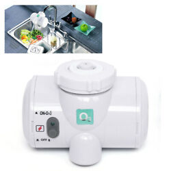 Used Household Faucet Filter Self-powered Water Tap Water Purifier Generator