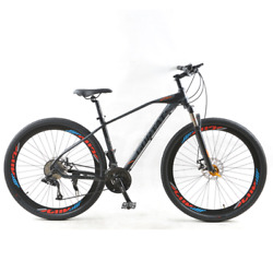 Gortat Bicycle Mountain Bike 29 30 Speed Aluminum Alloy Frame Fat Tire Ebike
