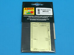 1/35 Aber 35 A083 Stowage Boxes For M 8/20