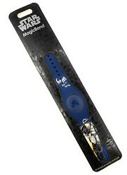 Disney Parks Mandalorian This Is The Way Navy Magicband Magic Band Linkable New