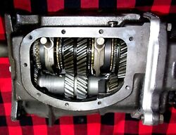 T10 Ford Fairlane 4 Speed Wide Ratio 10 X 28 2.74 1st Rebuilt 1 Year Warranty