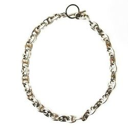 19aw Sophie Buhai Small Barbara Chain Necklace Choker Accessory 56157