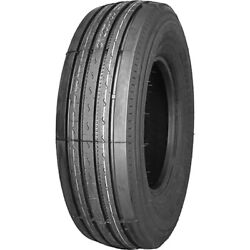 4 Tires Rubbermaster Rm86 All Steel St 235/85r16 Load G 14 Ply Trailer