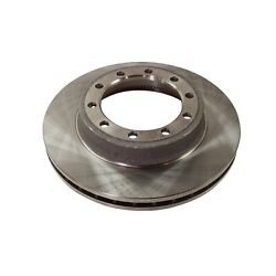 Disc Brake Rotor For 2007-2020 Ford F53 Front Left Or Right Solid 1 Pc