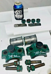 Crank Bearing Caps Inserts Grease Cup 7hp Hercules Economy Hit Miss Gas Engine