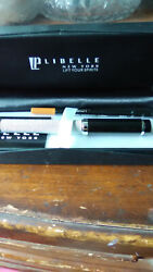 Libelle New York Roller-ball Pen In Box In As-found Condition And Is Untested