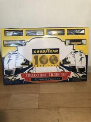 Must-see For Model Railroad Collectors Goodyear Centennial Ho Gauge Free