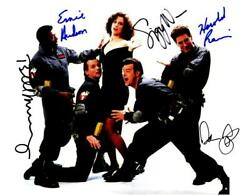 Dan Aykroyd Murray Ramis + 2 Signed 11x14 Photo And Coa Autographed Picture Nice