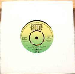 Audition 7inch. Superb Reggae Jose Feliciano Cover Variations/listen To The