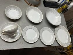 Imperial China By Whitney Japan 8 Piece Dish Set 5671