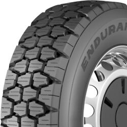 2 New Goodyear Endurance Rsd Ult 225/75r16 Load E 10 Ply Drive Commercial Tires