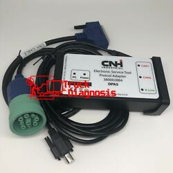 Agriculture Diagnostic For New Holland Case Electronic Service Tool Cnh Est 9.3