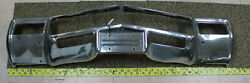 Used Oem Gm Chrome Front Bumper 1968 Buick Riviera Nice B172