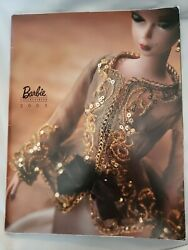 Barbie Collectibles Catalog 2003 45 Pages Capuchine Sketch Robert Best