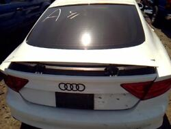 Trunk/hatch/tailgate Spoiler With Camera Opt Ka4 Fits 12-17 Audi A7 17227756