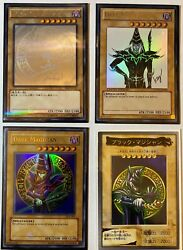 Yugioh - Card Collection Binder - Dark Magician And Rare, Classic Card Collection