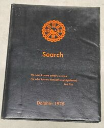 Chadwick School 1975 Yearbook Dolphin