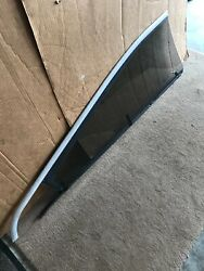 Windshield Glass Segment Number 7 From 1988 Bayliner Capri 1750 Ford 2.3l 4 Cyl