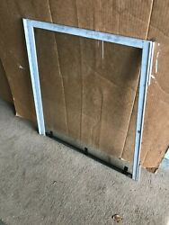 Windshield Glass Segment Number 5 From 1988 Bayliner Capri 1750 Ford 2.3l 4 Cyl