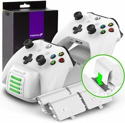 Quad Pro Controller Charger Compatible With Xbox One One X One S Elite