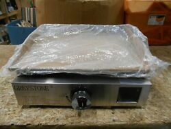 Tabletop Greystone Hfp-171 Griddle Free Shipping 3