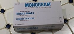 Nitrile Gloves 250 Count Large Fast Free Shipping