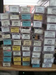 N Scale Atlas Freight Cars - All Must Go All Rapido Couplers - Many Nos