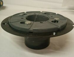 Sioux Chief 821series Black-abs Shower Drain Adapter. Free Shipping