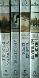 The Russians Series First Four Books [1] The Crown And The Crucible [2] A Ho