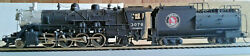 Ho Scale Sunset Models Great Northern Gn Non-articulated Mikado 2-8-2 O-1 3076