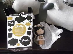 Momiji Doll Chatty  Limited Edition Doll Hand Numbered