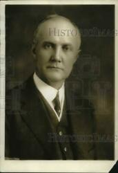 1924 Press Photo Thomas Gregory Attorney General In Wilson Administration