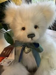 Charlie Bears 2020 Plush Year Bear In Immaculate Condition With Tags