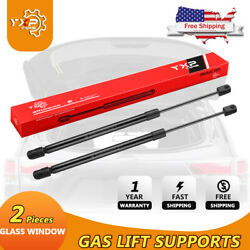 2x Rear Window Glass Lift Supports Shock Strut For Grand Cherokee 2005-2010 6601