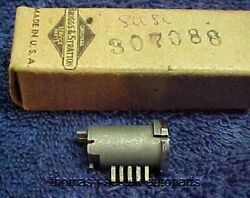 Nos Briggs And Stratton 37-39 Packard Door And Rear Deck And Spare Tire Lock Cylinder