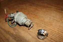 1955 1956 Packard Ignition Switch Assembly Good Bezel Retainer With Solid Tabs
