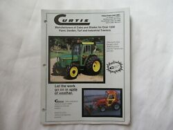 Curtis Cabs For John Deere 5300 Tractor Cab Brochure