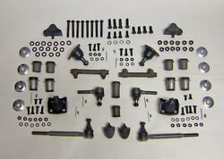 Chevy Front End Suspension Kit Std Steering 55 56 57 Gm