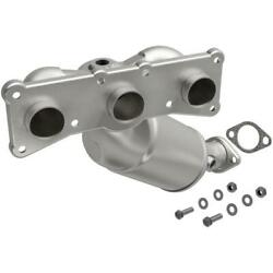 Catalytic Converter With Integrated Exhaust Manifold For 2007 Fits Bmw 328i