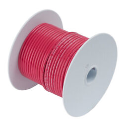 Ancor 114525 Red 2 Awg Tinned Copper Battery Cable - 250