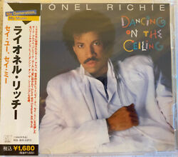 Lionel Richie - Dancing On The Ceiling Cd Japan W/obi Uicy-60181
