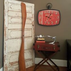Wright Brothers Bent End Replica Wood Wooden Airplane Aircraft 70 Propeller New