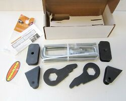 Truxxx Lift Kit 2-3 Front And 1 Rear, 405030, 2000-10 Chevy Gmc Hd Trucks