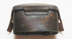 Pre Wwi German Nco Ammo Pouch M.1887 For 1871 And 71/84 Mauser And Kar.71