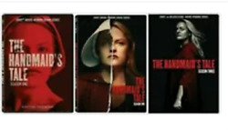 The Handmaidandrsquos Tale Complete Series Seasons 1-3 Dvd 11-disc Set 1and2and3 New