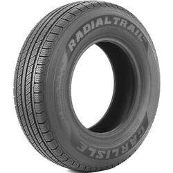 4 New Carlisle Radial Trail Hd St 235/85r16 Load E 10 Ply Trailer Tires