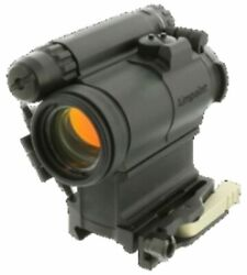 Aimpoint Compm5 Red Dot Reflex Sight, 2 Moa Dot Reticle, W/ Lrp Mount And 200386