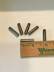 Vintage Outboard Motor Stainless Steel Shear Pins 1/4 X 1-1/16 6